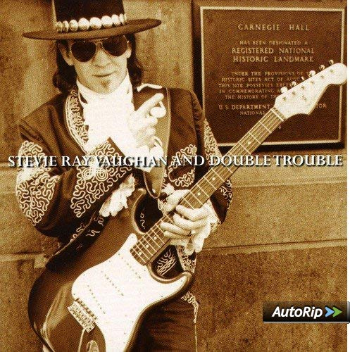 STEVIE RAY VAUGHAN - LIVE AT CARNEGIE HALL (CD)