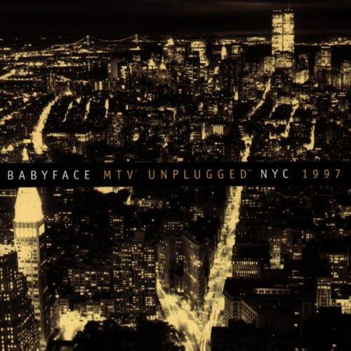 BABYFACE - UNPLUGGED (CD)