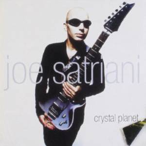JOE SATRIANI - CRYSTAL PLANET (CD)