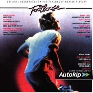 FOOTLOOSE +4TRACKS (CD)