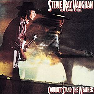 STEVIE RAY VAUGHAN - COULDN'T STAND THE WEATHER REMASTERED (CD)