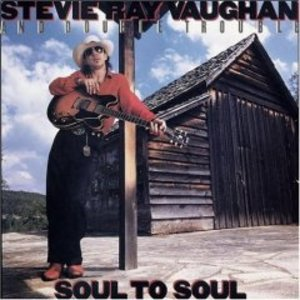STEVIE RAY VAUGHAN - SOUL TO SOUL (CD)