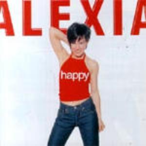 ALEXIA - HAPPY (CD)