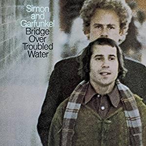 SIMON & GARFUNKEL - BRIDGE OVER TROUBLED WATER (CD)