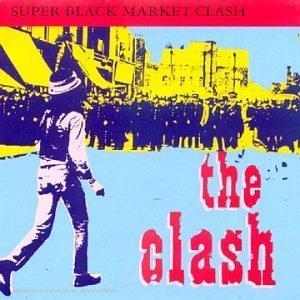 CLASH - SUPER BLACK MARKET CLASH (CD)
