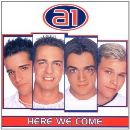 A1 - HERE WE COME (CD)