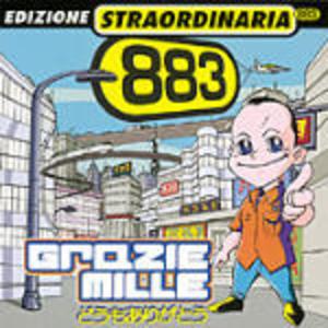 GRAZIE MILLE -883 (CD)