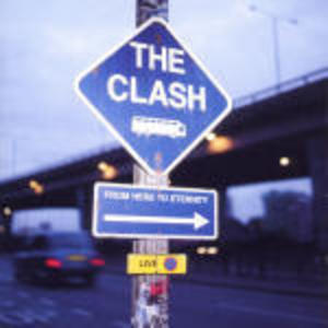 CLASH - FROM HERE TO ETERNITY LIVE (CD)
