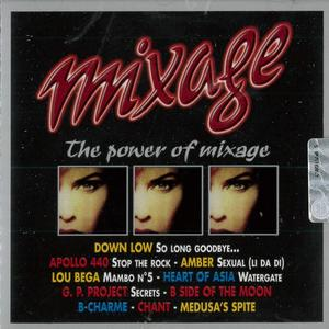 MIXAGE THE POWER OF MIXAGE (CD)