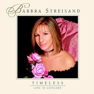 BARBRA STREISAND - TIMELESS LIVE IN CONCERT -2MC (MC)