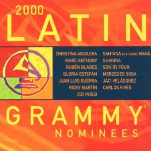 2000 LATIN GRAMMY NOMINESS (CD)