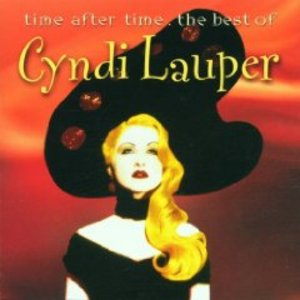 CYNDI LAUPER - TIME AFTER TIME THE BEST (CD)