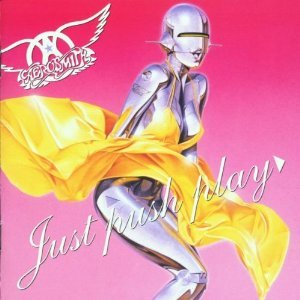AEROSMITH - JUST PUSH PLAY (CD)