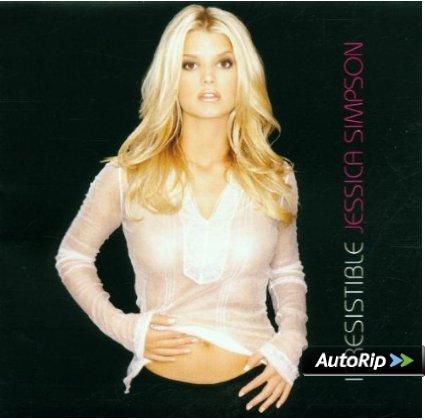 JESSICA SIMPSON - IRRESISTIBLE (CD)