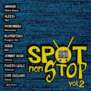 SPOT NON STOP VOL.2 (CD)