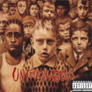 KORN - UN TOUCHABLES (CD)