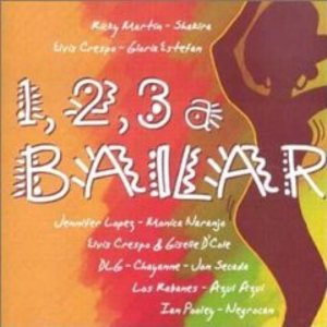 1 2 3 A BAILAR (CD)
