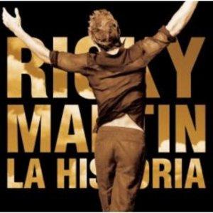 RICKY MARTIN - LA HISTORIA (CD)