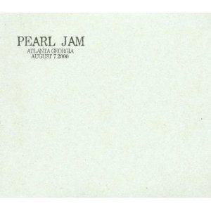PEARL JAM - ATLANTA GEORGIA AUGUST 7 2000 -2CD (CD)