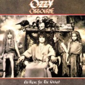 OZZY OSBOURNE - NO REST FOR THE WICKED RMX (CD)