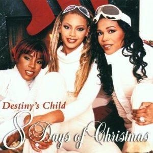 DESTINY'S CHILD - 8 DAYS OF CHRISTMAS -NATALE (CD)