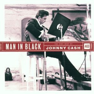 JOHNNY CASH - MAN IN BLACK - THE VERY BEST OF -2CD (CD)