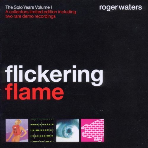 ROGER WATERS - FLICKERING FLAME - THE SOLO YEARS VOL.1 (CD)