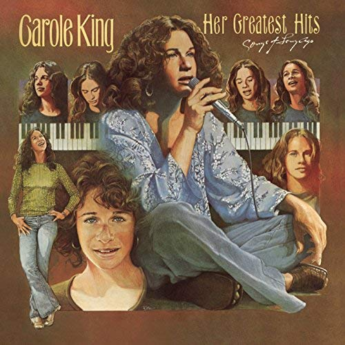 CAROLE KING - HER GREATEST HITS (SONGS OF LONG AGO) (CD)