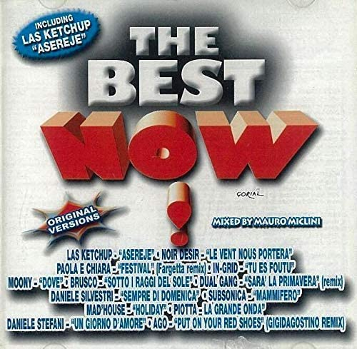 THE BEST NOW (CD)