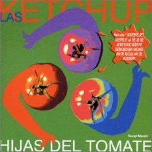 LAS KETCHUP - HIJAS DEL TOMATE -( + CD EXTRA CON 3 TRACCE VIDEO) (CD)