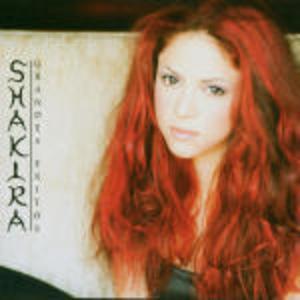 SHAKIRA - GRANDES EXITOS SHAKIRA (CD)