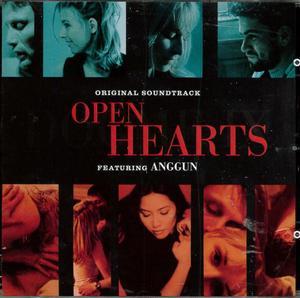 OPEN HEARTS BY ANGGUN (CD)