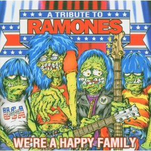 A TRIBUTE TO RAMONES (CD)