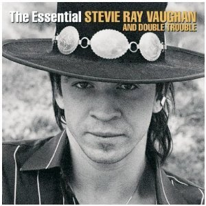 STEVIE RAY VAUGHAN - THE ESSENTIAL -2CD (CD)