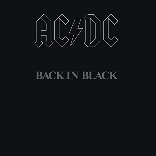 AC/DC - BACK IN BLACK (LP)