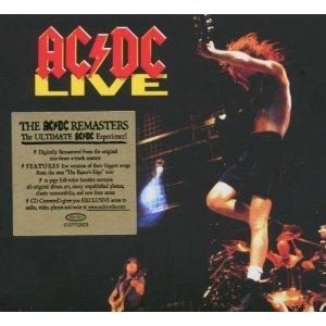 AC/DC - LIVE 92 -RMX DIG. PAC (CD)