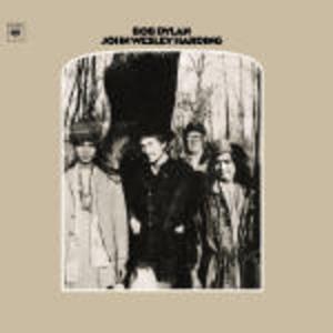 BOB DYLAN - JOHN WESLEY HARDING (CD)