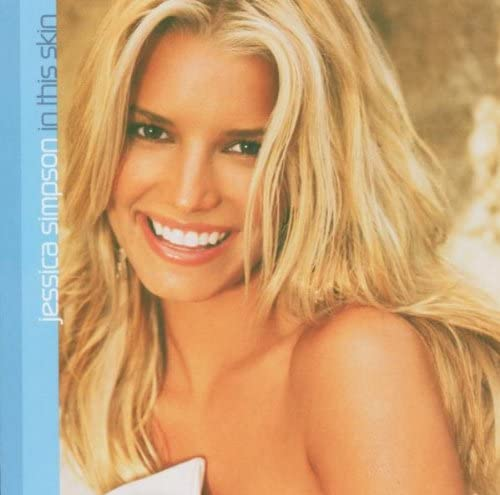 JESSICA SIMPSON - IN THIS SKIN (CD)
