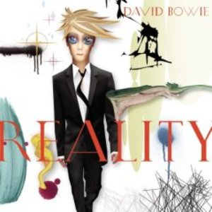DAVID BOWIE - REALITY (CD)
