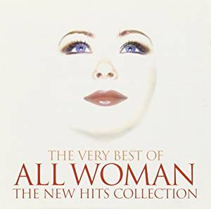 THE VERY BEST OF ALL WOMAN 2CD (CD)
