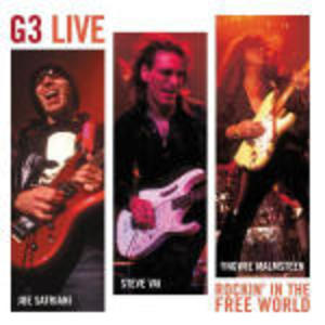 G3 - ROCKIN' IN THE FREE WORLD- LIVE IN KANSAS CITY -2CD (CD)