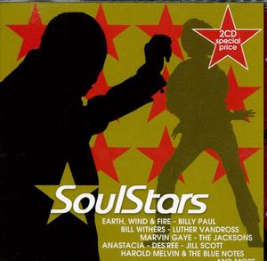 SOUL STARS (CD)