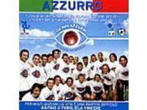 AZZURRO (LA NAZIONALE ITALIANA) (CD)
