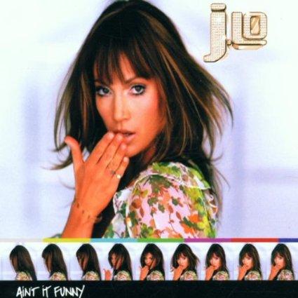 JENNIFER LOPEZ - AIN'T IT FUNNY (CD)