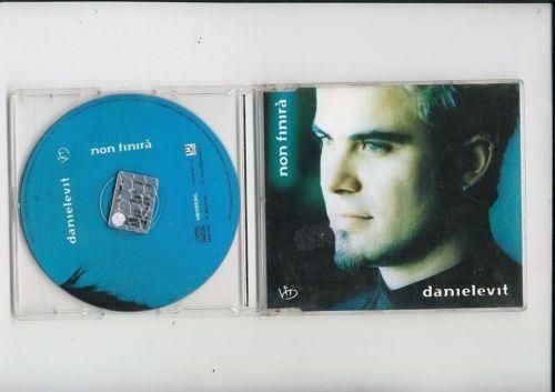DANIELEVIT - NON FINIRA' (CD)