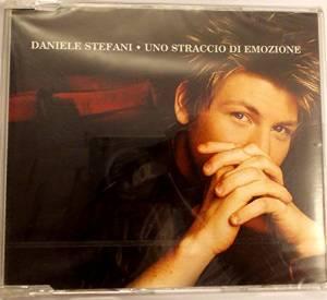 DANIELE STEFANI - UNO STRACCIO DI EMOZIONE (CD)