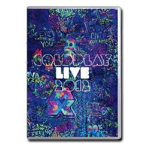 COLDPLAY - LIVE 2012 -CD+DVD (DVD)