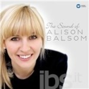 ALISON BALSOM - THE SOUND OF (CD)