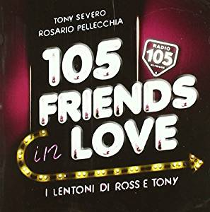 105 FRIENDS IN LOVE (CD)