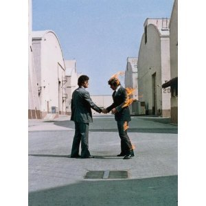PINK FLOYD - WISH YOU WERE HERE (DISCOVERY) * (CD)